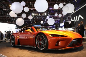 Coffee fuels the world's largest auto show