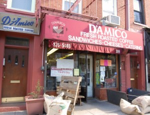 D'Amico coffee neighbor complains about roasting