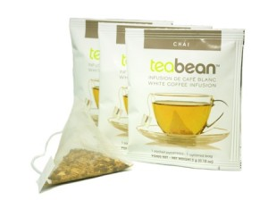 Teabean White Coffee infusion