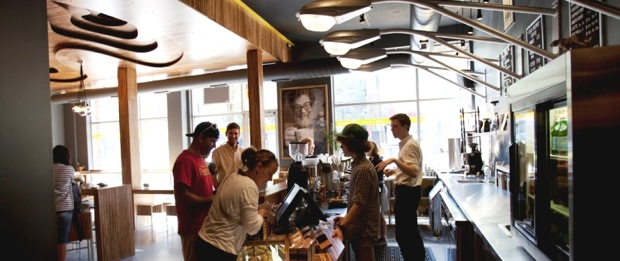 Caffe streets moving into new space on the L