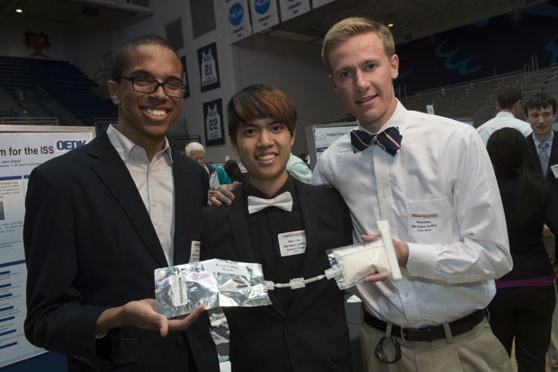 Rice students create coffee system for ISS
