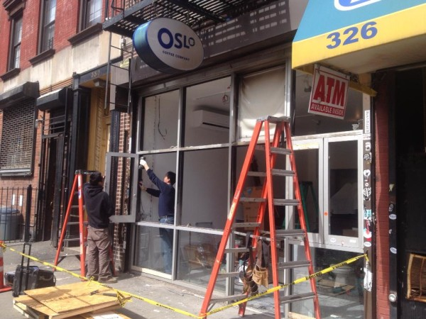 Oslo Coffee to reopen on Brooklyn Ave. after fire
