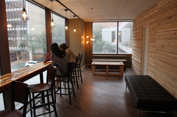 Stupid Good Coffee opens in Dallas Downtown arts district