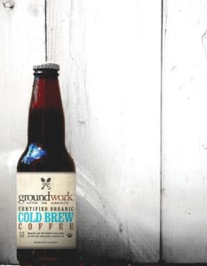 Groundwork Coffee cold-brew to sell in Southern California Whole Foods
