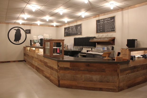 Inside the new Rook Coffee Roasters Oakhurst