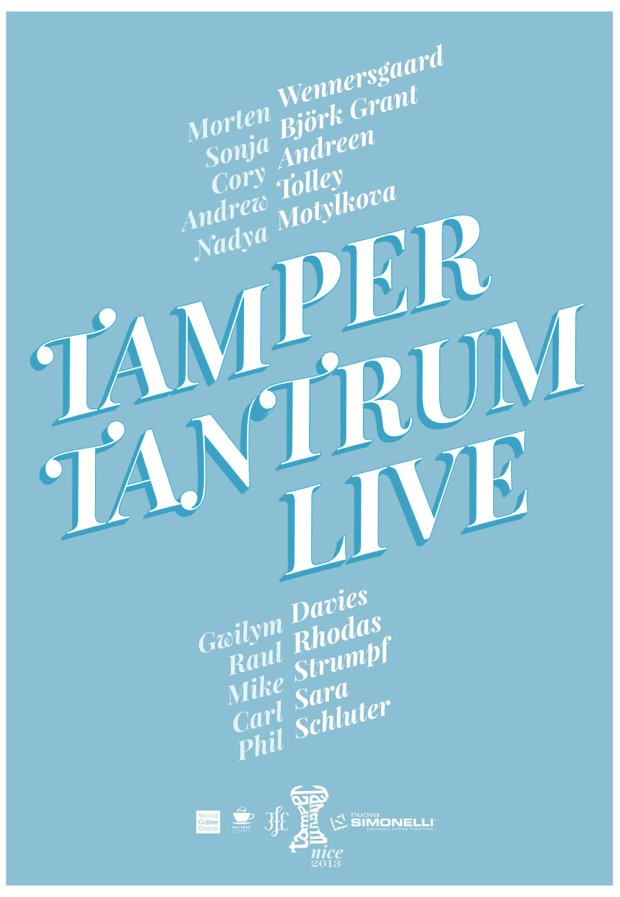 Tamper Tantrum 2013 Lineup announced