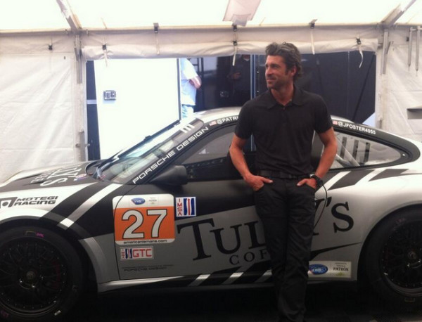 Patrick Dempsey no longer with Tully's