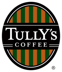 The existing Tully's Coffee logo