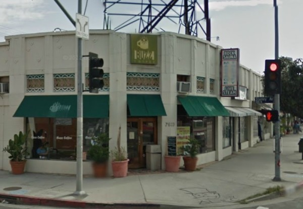 The new Andante Coffee Roasters location in Mid City L.A.