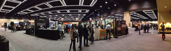 Panorama of Show Floor