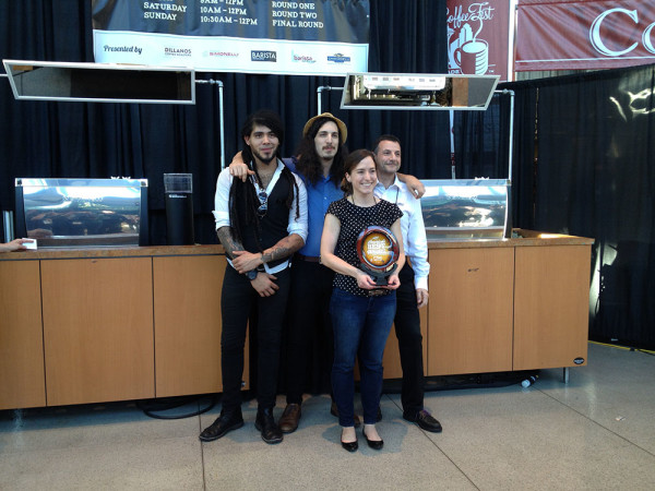 America's Best Coffee House winners: Slate Coffee Roasters
