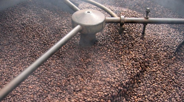 coffee roasting chemistry