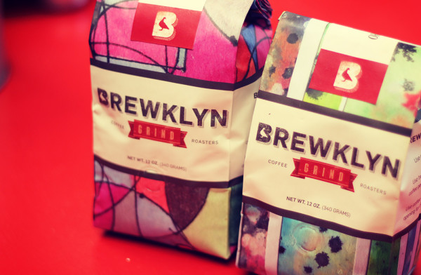 Brewklyn Grind Introduces Vibrant Packaging During Clinton Hill Build Out