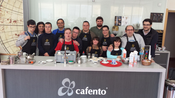 Down Syndrome Barista Competition Returns in Four Regions of Spain