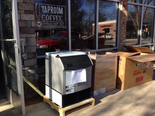 Facebook photo by Taproom Coffee