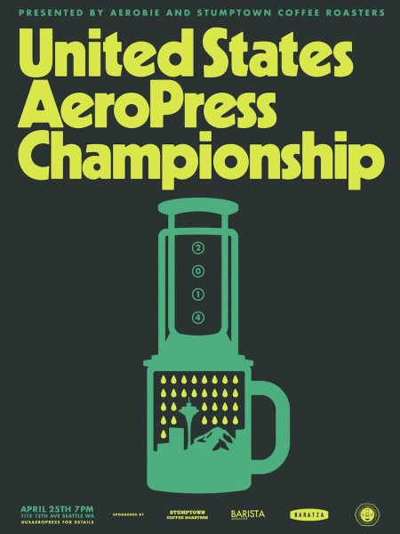 The U.S. Aeropress Championship Lets Down its Hair In Seattle