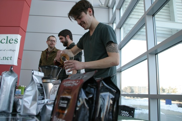 From CoffeeCon 2012. Photo by Nick Brown.