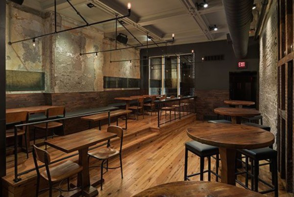 The Tria Taproom Philly design