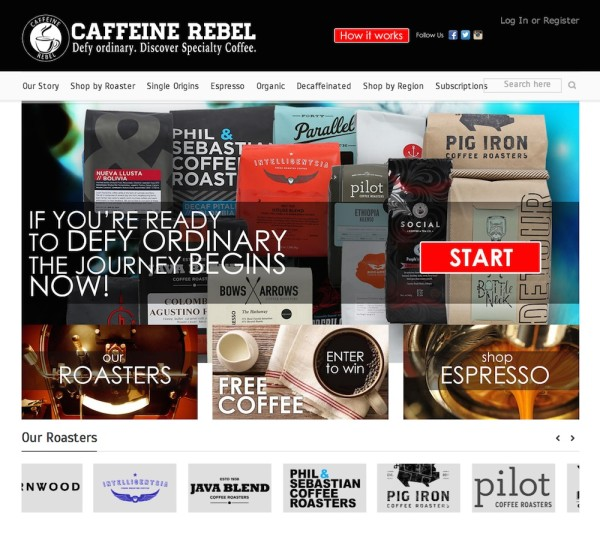Caffeine Rebel