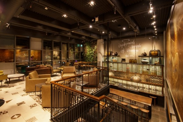 Inside Starbucks' Three-Story Colombian Flagship Store in Bogota