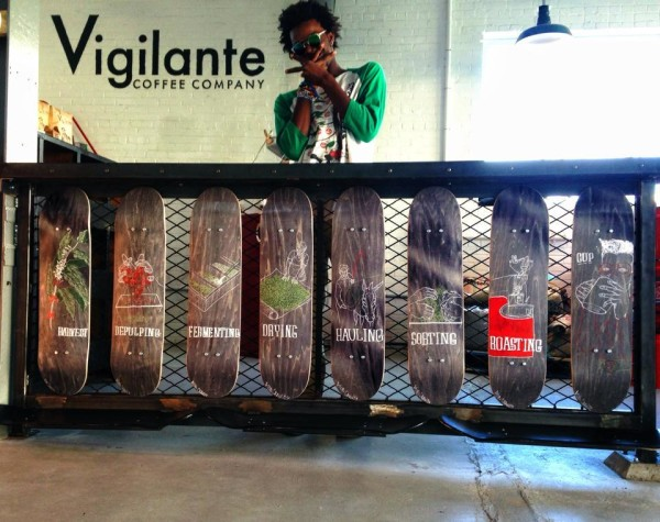 D.C. Roastery Vigilante Coffee Opens First Public Outpost in Hyatsville