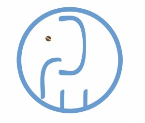 The White Elephant logo
