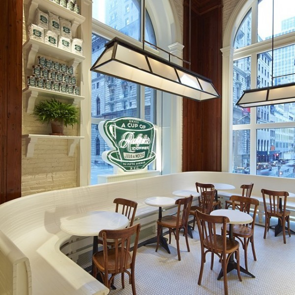 Polo Ralph Lauren Unveils the Ralph Coffee Brand at New York Flagship
