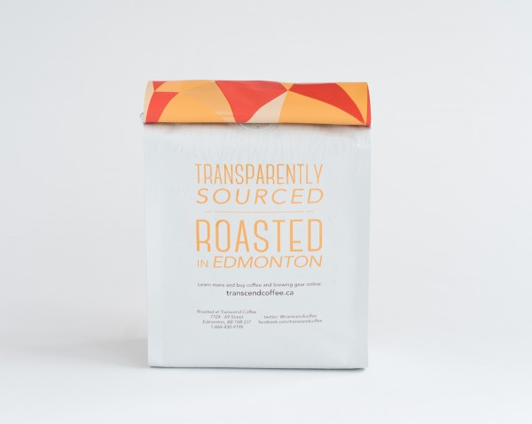 Package Design Case Study: Transcend Coffee in Edmonton