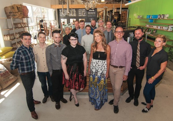 Announcing the 2015 Micro Roaster of the Year: Portola Coffee Lab