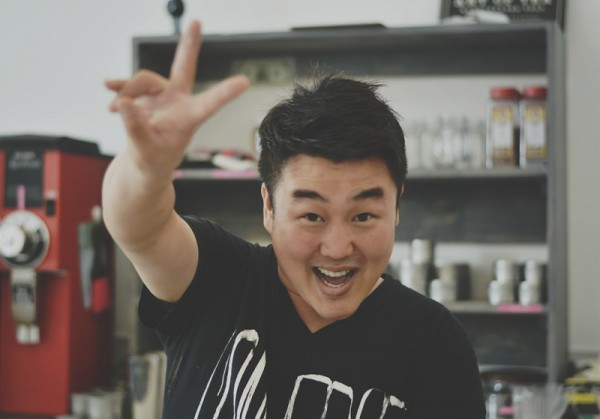 tommy kim andante coffee roasters