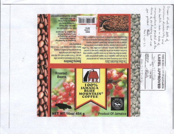Jamaica's Coffee Board Cracking Down On Counterfeit Blue Mountain Sellers