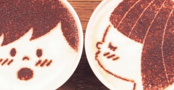 1,000 Lattes for a Stop Motion Animation Love Story