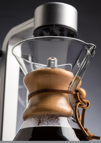 From Manual to Machine, Chemex Unveils the 'Ottomatic' Coffee Brewer