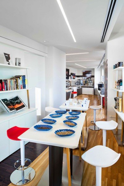 Lavazza Unveils U.S. Headquarters and Showroom in Lower Manhattan