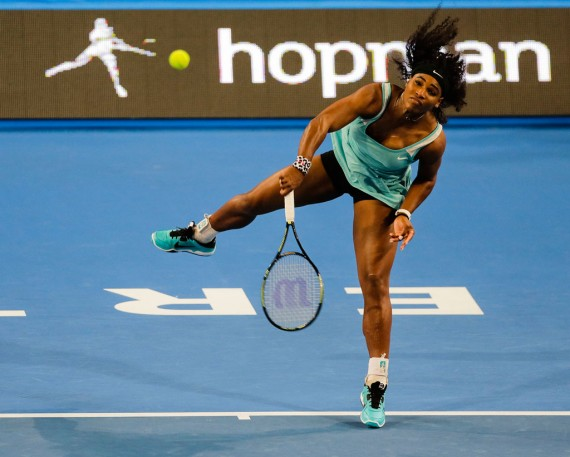 Who Roasted the 'Miracle Coffee' That Saved Serena Williams in Perth?