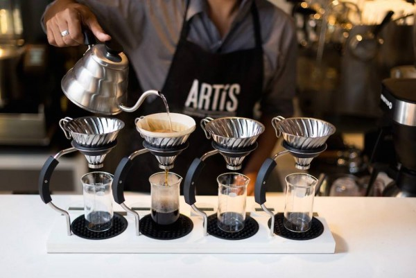 Artis 'Live Roast Experience' Opening in Bangkok, Three U.S. Stores to Follow