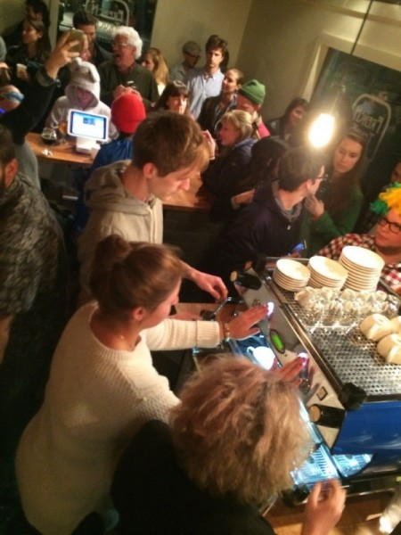 Now TNTing in NOLA: The New Orleans Barista Social Club