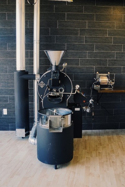 Coming to Columbus: Mission Coffee Co.'s Roastery and Education Lab