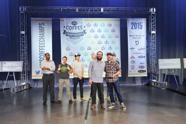 The 2015 Roasters Choice Champion on Competition, Roasting and Losing a Mentor