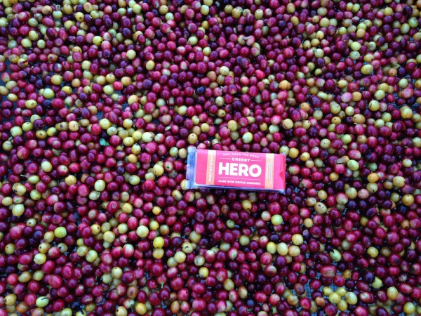 Meet the 23-Year-Old Behind the Farmer-Concerned Snack Brand Cherry Hero
