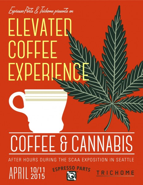 Coffee and Cannabis for a Cause Coming to Seattle in April