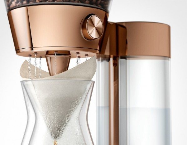 The Future of Whole Bean Ordering May Be In this Pourover Brewer