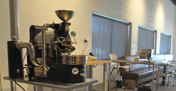 Topeca Coffee Tulsa Training Lab