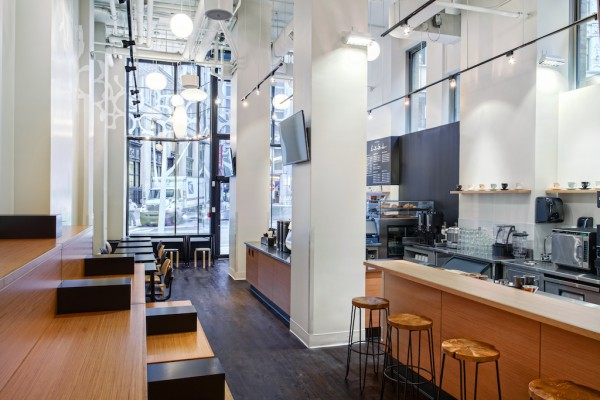 Espresso Flights and Stadium Seating at Ogawa Coffee's First U.S. Shop