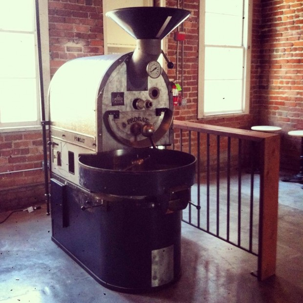 Sextant Coffee Sweetens the Scene in San Francisco's SOMA District
