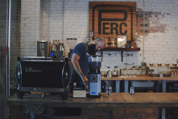 Savannah Roastery Perc Coffee Opening its Doors with No-Frills Menu