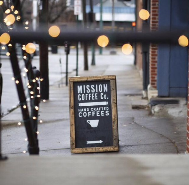 Mission Coffee Facebook photo