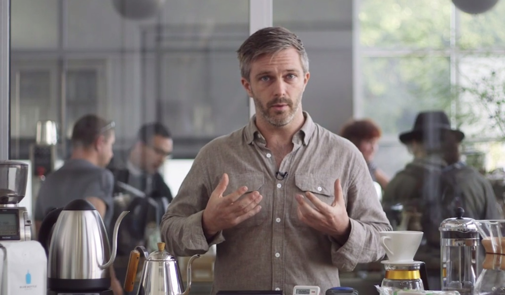 Coffee Education for the Masses from Blue Bottle's Michael Phillips