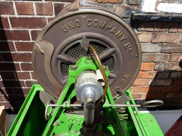 A Century-Old Uno Roaster Brought Back To Life, Will