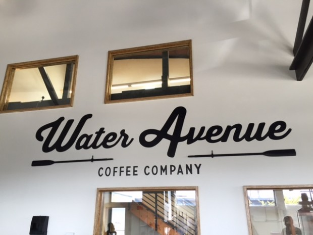 All photos courtesy of Water Avenue Coffee